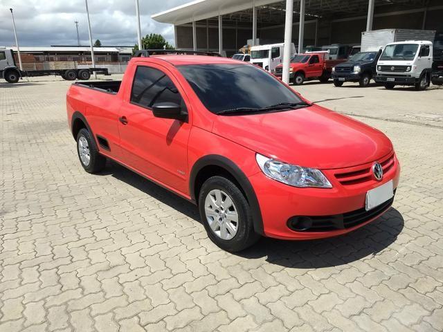 VW Saveiro 1.6 trend CS ano 2013