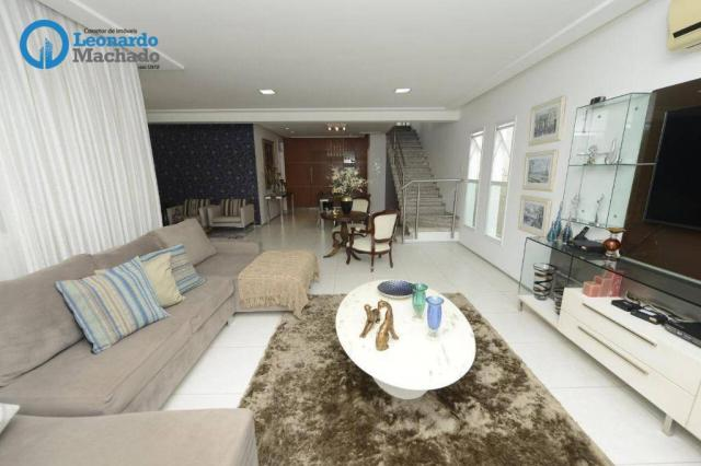 Casa com 4 dormitórios à venda, 335 m² por R$ 1.390.000 - Cambeba - Fortaleza/CE - Foto 2