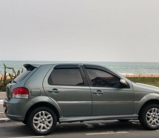 Fiat Palio ELX 1.4 - FLEX 8V 4P - Ano 2008/2009 - Completo - Foto 4