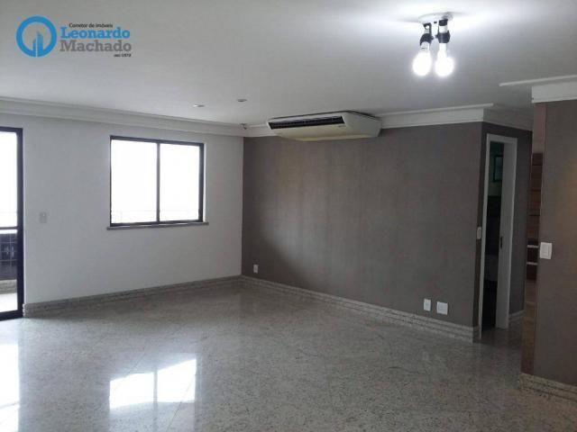 Apartamento com 3 dormitórios à venda, 150 m² por R$ 795.000 - Aldeota - Fortaleza/CE - Foto 3