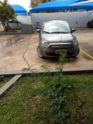 Fiat 500 / 2012 - Único dono - Foto 6