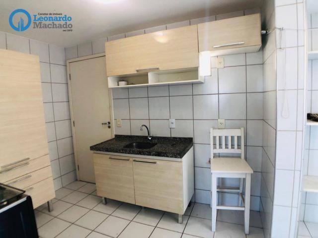 Apartamento residencial à venda, Meireles, Fortaleza. - Foto 8