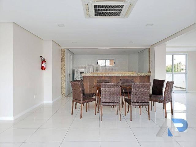 Apartamento com 3 dormitórios à venda, 106 m² por r$ 550.000 avenida cardeal da silva, 182 - Foto 12
