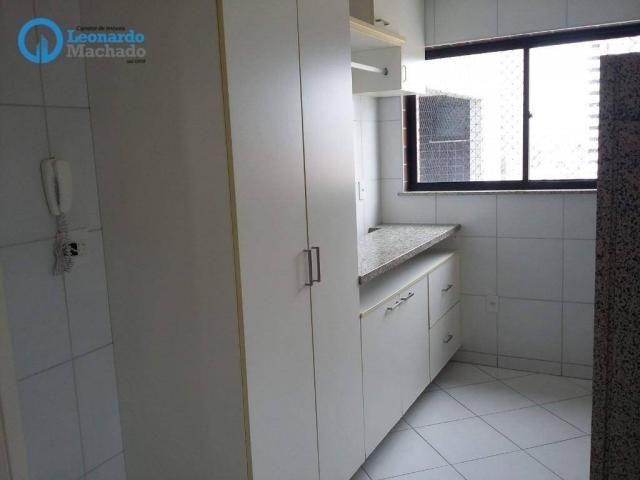 Apartamento com 3 dormitórios à venda, 150 m² por R$ 795.000 - Aldeota - Fortaleza/CE - Foto 8