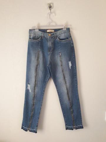 Peças jeans femininas tamanho 38