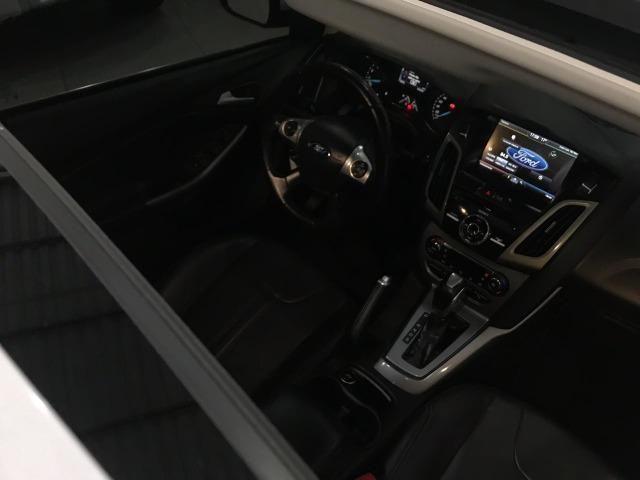 Ford Focus Titanium PLUS (Top de Linha) Veículo Ímpar, Vale a Pena Conferir! - Foto 4