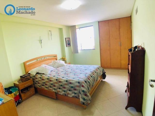 Apartamento com 3 dormitórios à venda, 153 m² por R$ 620.000 - Engenheiro Luciano Cavalcan - Foto 11
