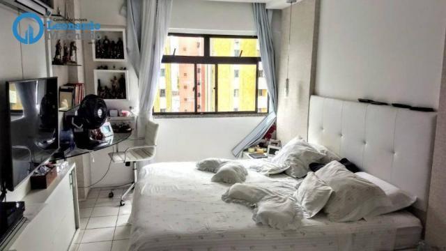 Apartamento com 3 dormitórios à venda, 126 m² por R$ 550.000 - Aldeota - Fortaleza/CE - Foto 4