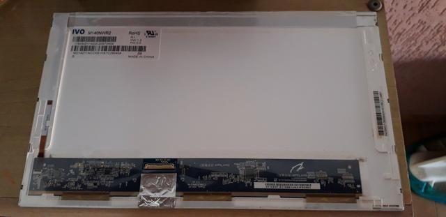 """TELA LED 14"""" 40PIN ( PEGA EM SIM+, Acer, Philco.) - Foto 3"""