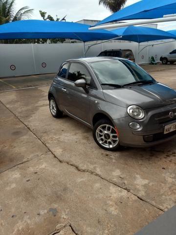 Fiat 500 / 2012 - Único dono - Foto 4