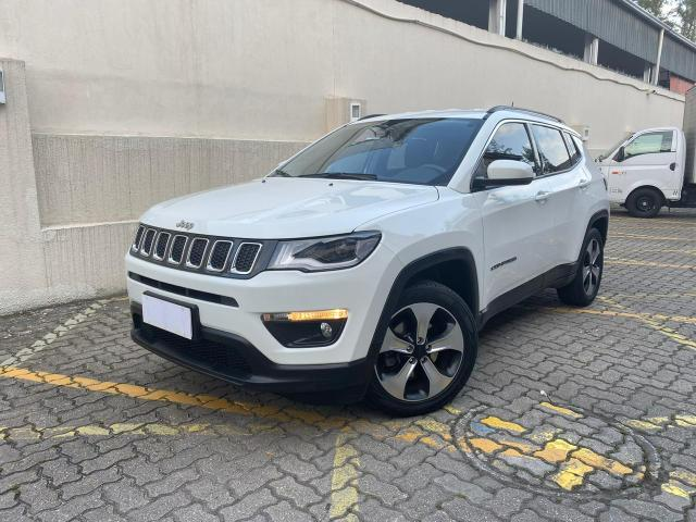 Jeep Compass Longitude 2 0 4x2 Flex 16v Aut 2018 674730920 Olx