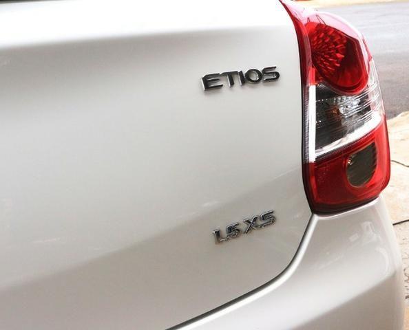 Toyota Etios Hatch XS 1.5 Flex 2017 - Foto 3