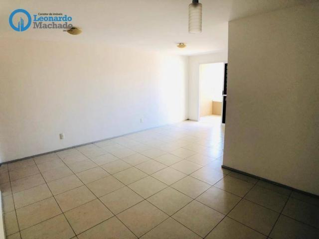 Apartamento com 3 dormitórios à venda, 115 m² por R$ 585.000 - Cocó - Fortaleza/CE - Foto 12