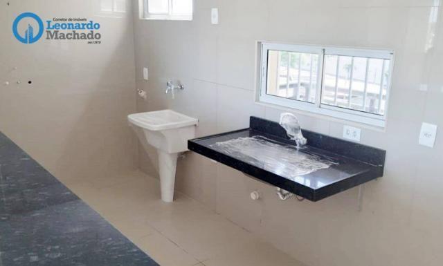 Apartamento com 3 dormitórios à venda, 78 m² por R$ 510.000 - Praia do Futuro - Fortaleza/ - Foto 9