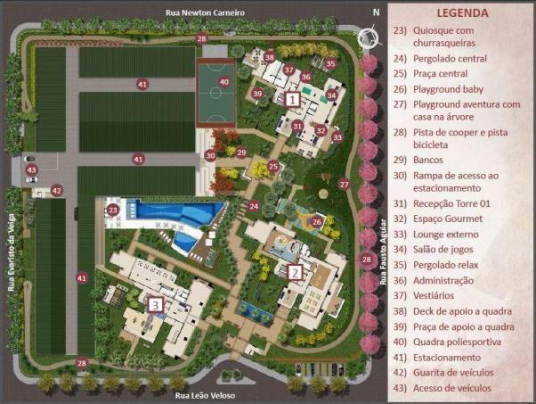 Apartamento Novo na melhor Localização do Cambeba - Foto 2