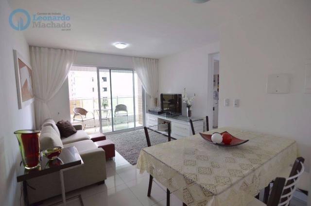 Apartamento com 2 dormitórios à venda, 70 m² por R$ 410.000,00 - Guararapes - Fortaleza/CE - Foto 5