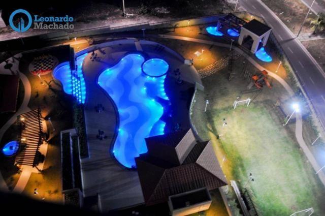 Apartamento com 3 dormitórios à venda, 78 m² por R$ 510.000 - Praia do Futuro - Fortaleza/ - Foto 16