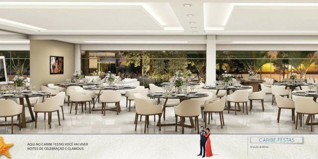 Caribe Golf & Spa Condomínio Resort - Lotes a partir de 600 m² - Beira Lago - Foto 4