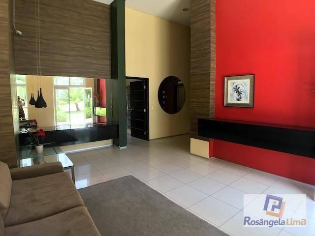Apartamento com 2 suítes, sendo uma com closet à venda, por r$ 295.000 - cambeba - fortale - Foto 5