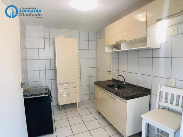 Apartamento residencial à venda, Meireles, Fortaleza. - Foto 7