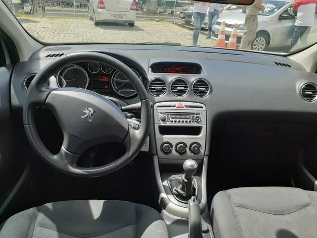 Peugeot 308 13/14 teto panorâmico - Foto 4