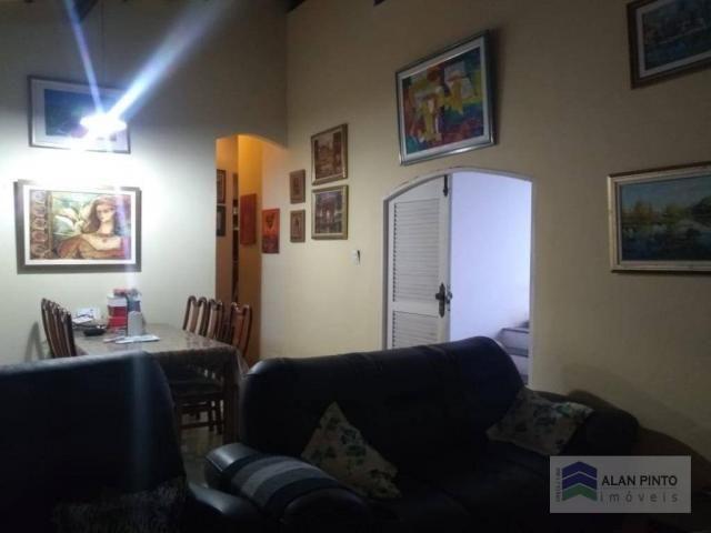 Casa com 4 dormitórios à venda, 175 m² por r$ 600.000,00 - piatã - salvador/ba - Foto 2