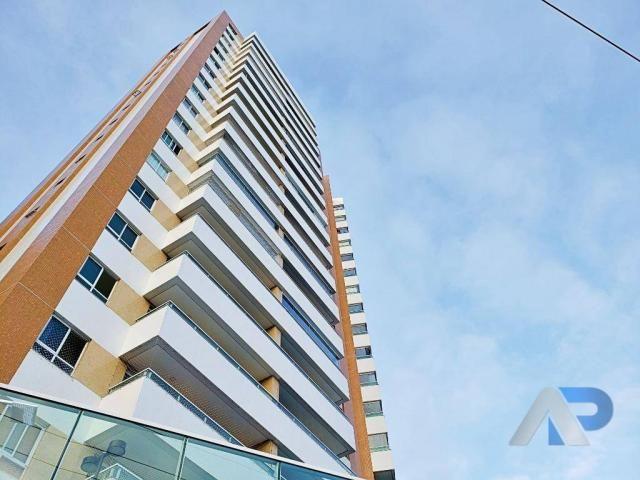 Apartamento com 3 dormitórios à venda, 106 m² por r$ 550.000 avenida cardeal da silva, 182 - Foto 3