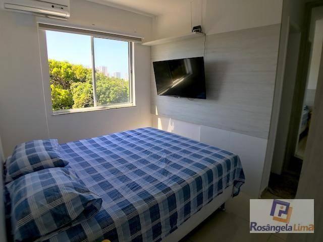 Apartamento com 2 dormitórios à venda, 52 m² por r$ 180.000 - engenheiro luciano cavalcant - Foto 3