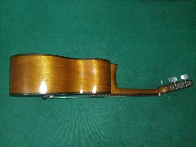 """Cavaquinho """"luthier"""" Fernando Cardoso - Foto 6"""