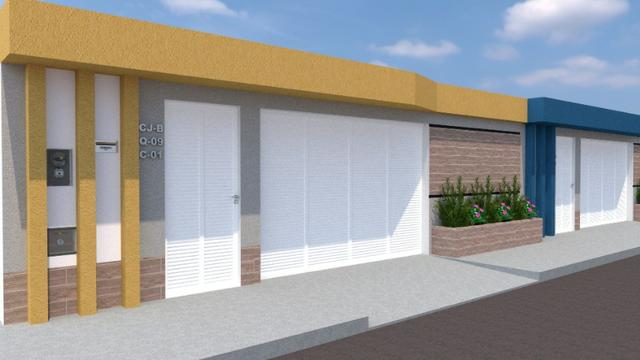 Vendo casa nova em Parnaíba Bairro Planalto - Foto 2