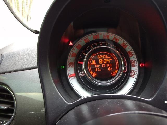 Fiat 500 / 2012 - Único dono - Foto 10