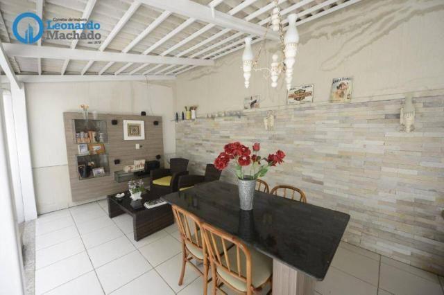 Casa com 4 dormitórios à venda, 335 m² por R$ 1.390.000 - Cambeba - Fortaleza/CE - Foto 12
