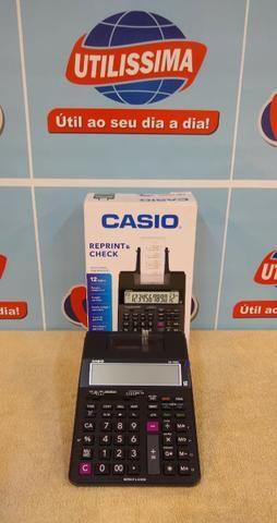 Calculadora com impressão HR-100 RC 249,99 [entregamos gratis] * - Foto 5
