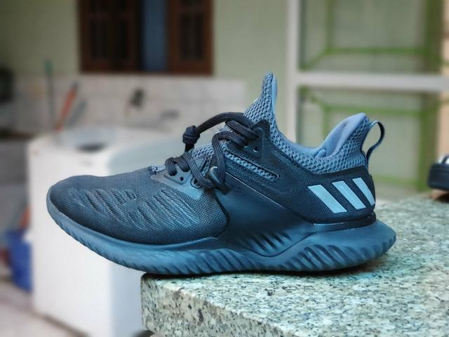 Tenis Adidas alphabounce - Foto 5
