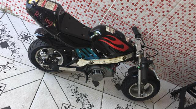 Vendo moto cinquentinha