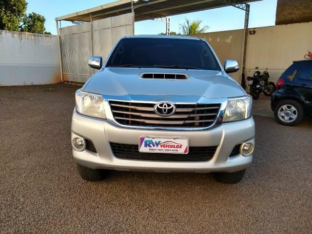 Toyota Hilux SRV 3.0 4x4 Diesel automática top - Foto 15
