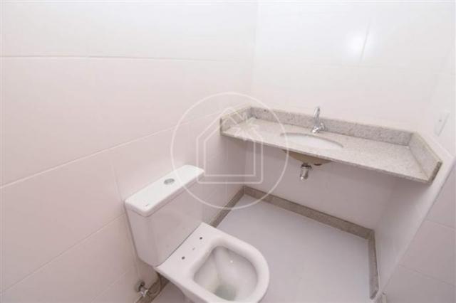 Apartamento à venda com 2 dormitórios em Rio comprido, Rio de janeiro cod:847480 - Foto 17