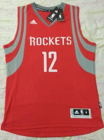 0f4ef5667 Camisa de basquete NBA Adidas Houston Rockets - Esportes e ginástica ...