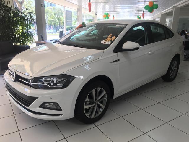 Somaco Vw - Volkswagen Virtus Versoes Msi Tsi Comfortline e Highline