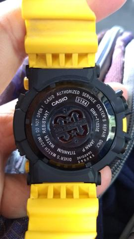 9c9f9a10fba Casio G-Shock FROGMAN GWT1030E-9 30th Anniverary Titanium Case Original
