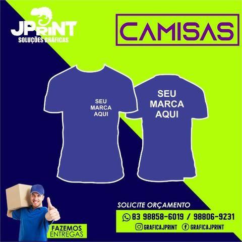 1d7043525 Camisa Personalizada - Outros itens para comércio e escritório ...