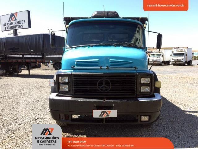Caminhão Mercedes-benz Mb 2013 Truck 6x2 - Foto 12