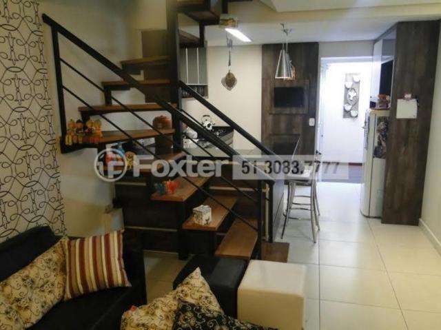 Casa à venda com 2 dormitórios em Cavalhada, Porto alegre cod:158839 - Foto 12