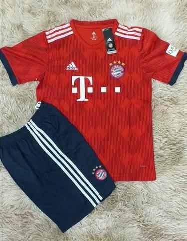 06b0d6a3cd Bayern München Uniforme - Esportes e ginástica - Cidade Nova, Manaus ...