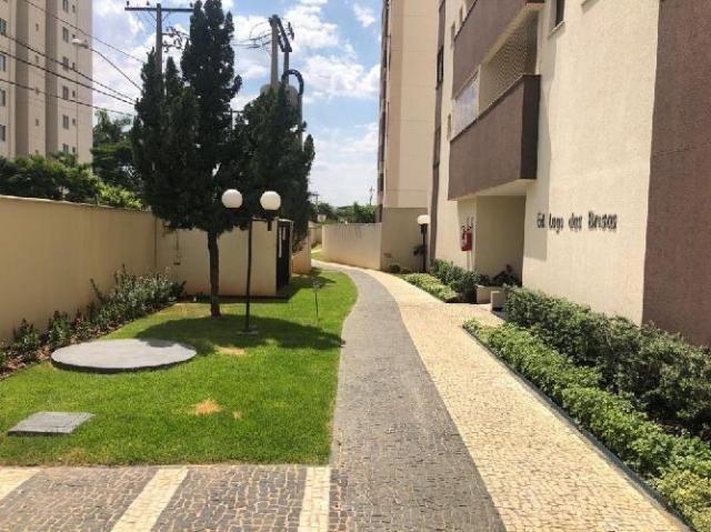 Apartamento para alugar com 3 dormitórios em Setor negrão de lima, Goiânia cod:A000339 - Foto 3