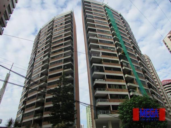 Apartamento com 2 dormitórios para alugar, 80 m² por R$ 1.700/mês - Mucuripe - Fortaleza/C
