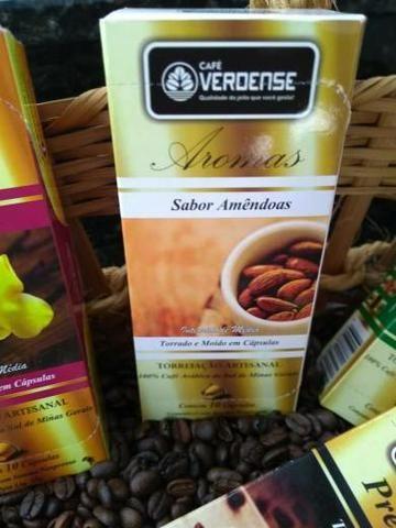 Café Verdense Trufados em Capsulas Nespresso - Foto 5