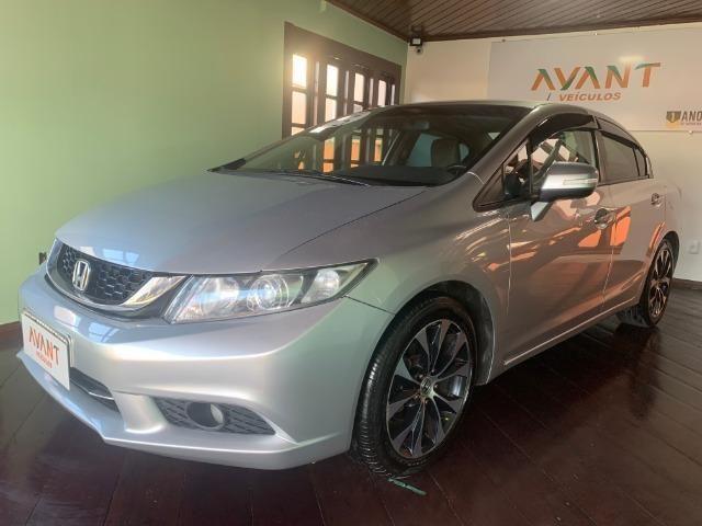 Honda Civic LXR 2.0 (Aut) (Flex) 2015