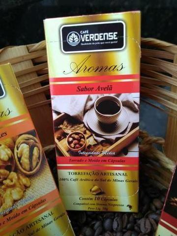 Café Verdense Trufados em Capsulas Nespresso - Foto 4