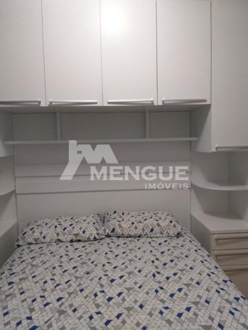 Apartamento à venda com 1 dormitórios em Jardim lindóia, Porto alegre cod:10828 - Foto 6